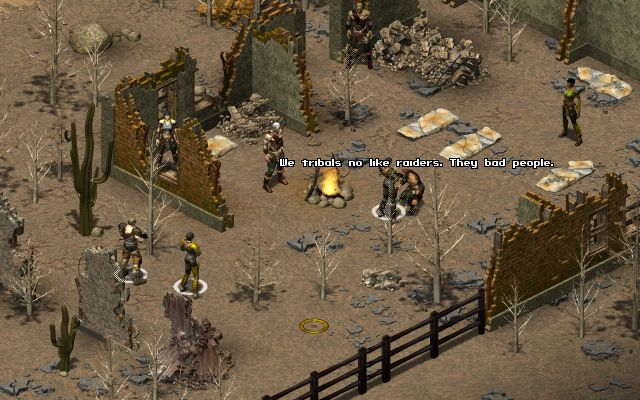 Download fallout tactics full