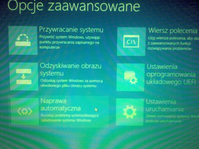 ładuje Się Profil Tymczasowy Windows 8 Crazy Pumpkins Nest